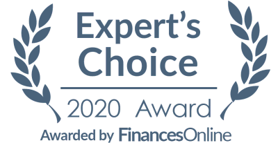 Encyro Expert's Choice 2020 Award