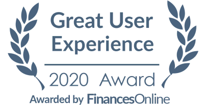 Encyro Great User Experience 2020 Award
